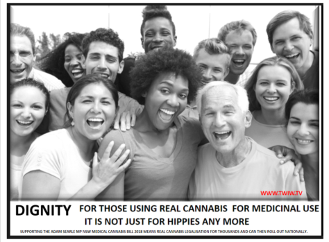 dignity cannabis 2018