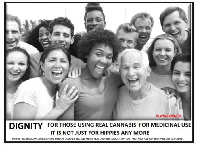 dignity cannabis 2018